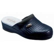 Clog backguard navy