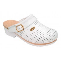 Clog supercomfort white